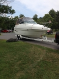 2002 Glastron GS 279 Sport Cruiser