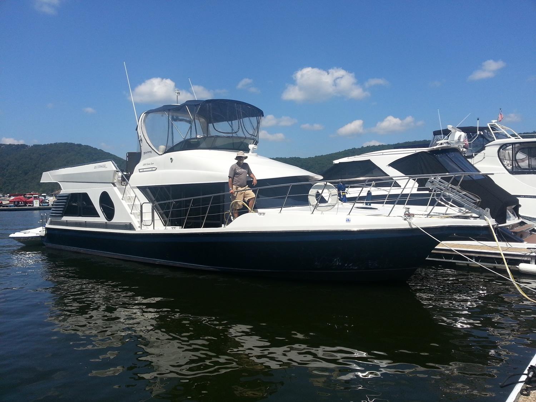 2007 Bluewater 5200 Custom