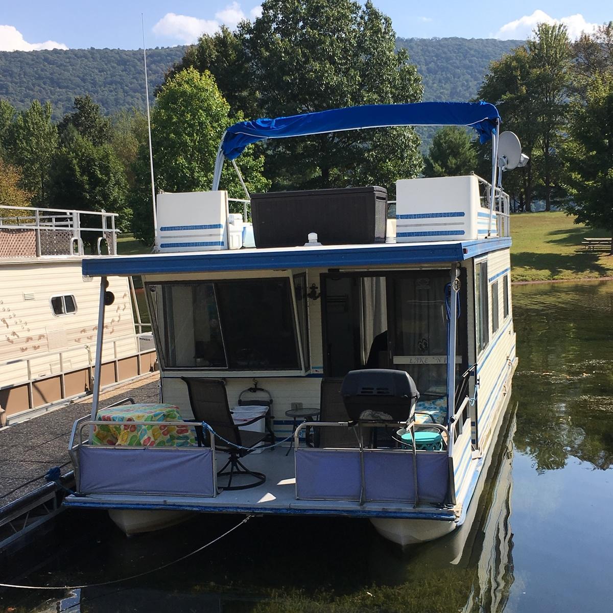 1992 Redibuilt Aqua Cruiser