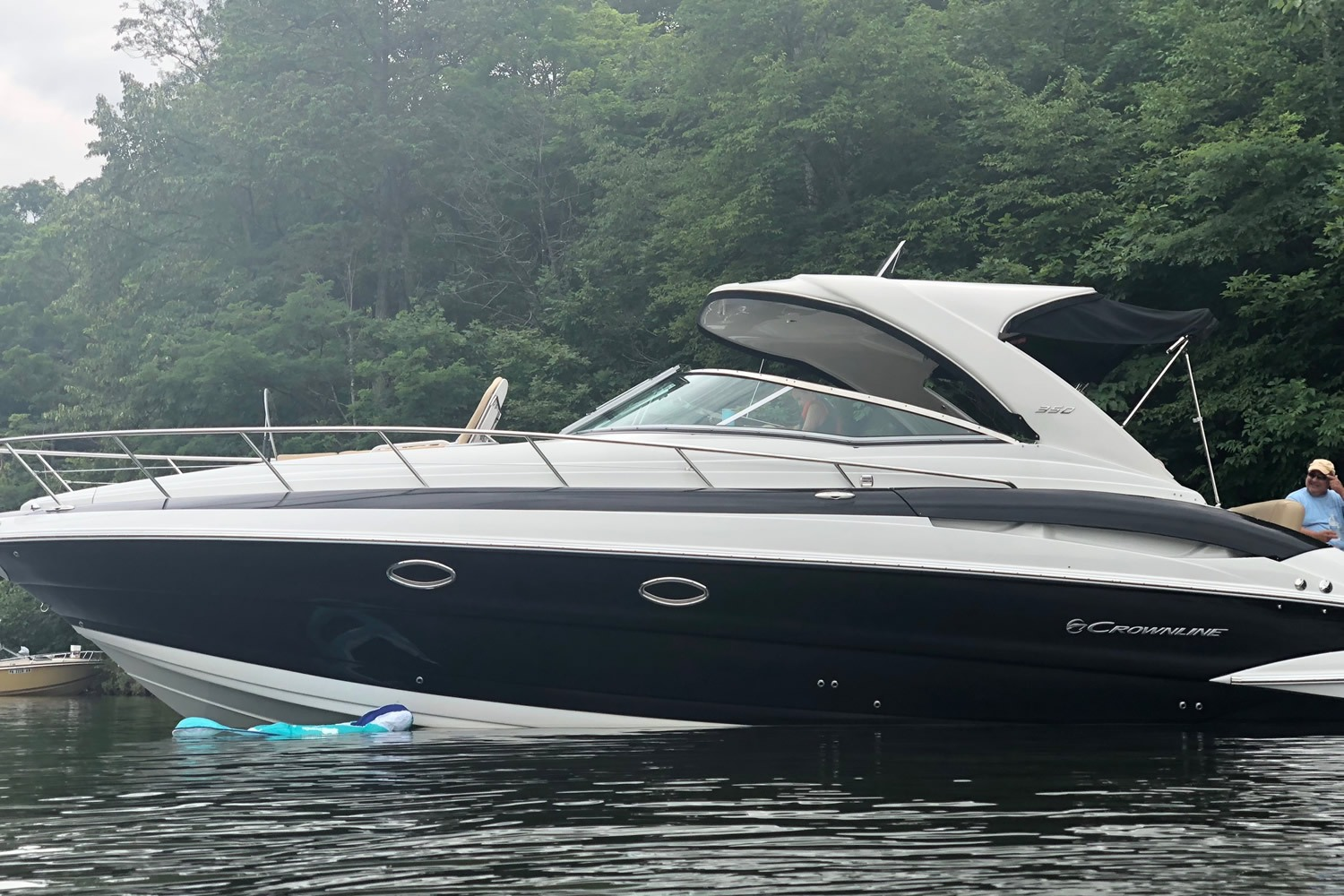 2017 Crownline 350 SY