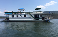 1990 Leisure Line 14 x 58 Houseboat
