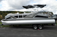 2013 Godfrey Aqua Patio 250 Express