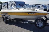 2009 Stingray 185 LS