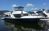 2007 Bluewater Yachts 5200 Custom